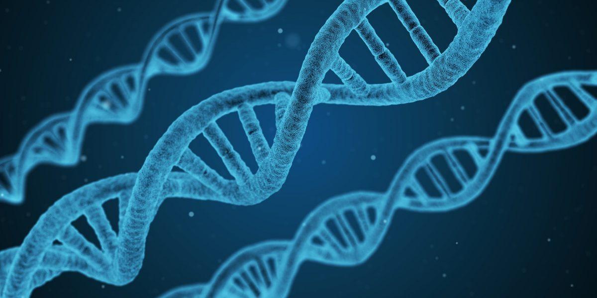 ilustračný obrázok DNA