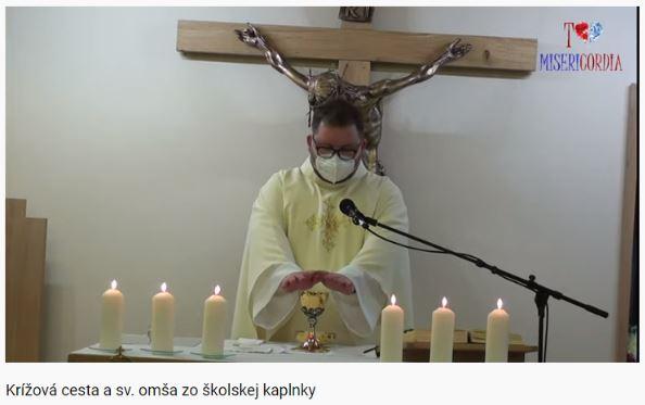 sv.omša gkm
