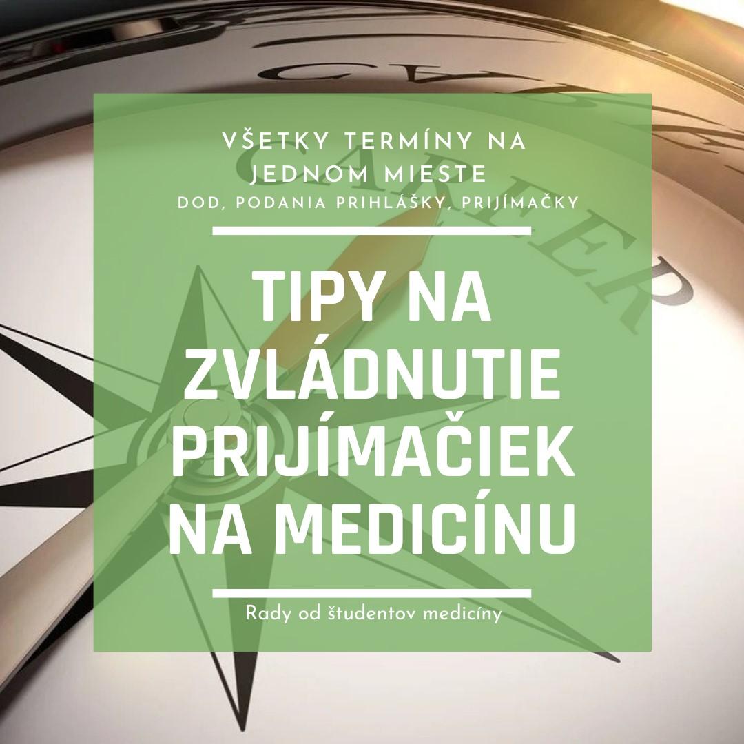 reklama na skupinu budúcich medikov